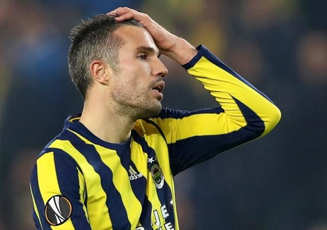 Fenerbahçe'den flaş Van Persie kararı!