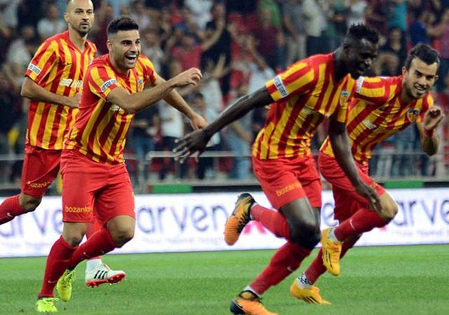 Antalyaspor'a 50. saniye şoku! Haftanın açılış maçında gülen taraf Kayserispor!