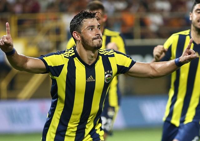 Alanyaspor-Fenerbahçe maç sonucu: 1-4