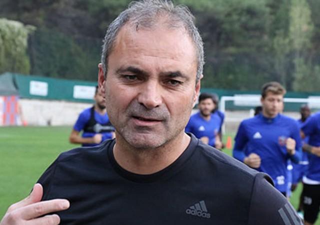 Erkan Sözeri: 'Kazanmaya odaklanacağız'