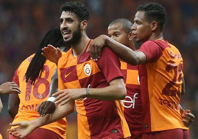 Galatasaray istatistiklerde de zirvede!