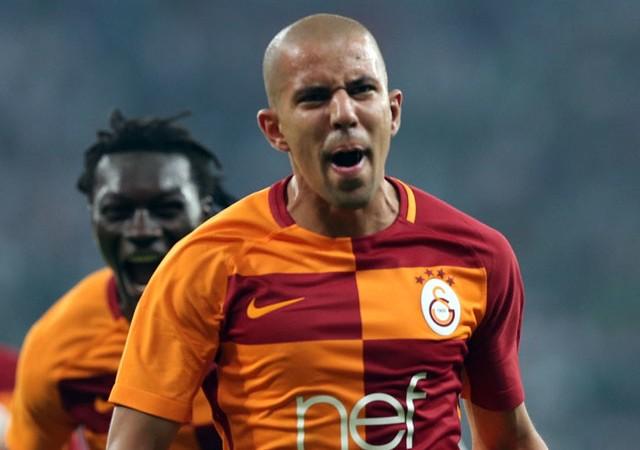 Maçın yıldızı konuştu! 'İlk şutum gol oldu, Elhamdülillah!'