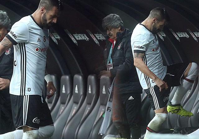 Beşiktaş'ta Negredo krizi!