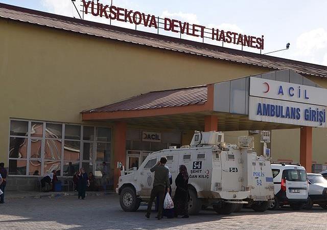 Hakkari'de terör saldırısı