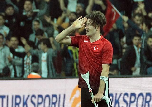 Şampiyon Türkiye... Ampute Milli Futbol Takımımız, Avrupa Şampiyonu!