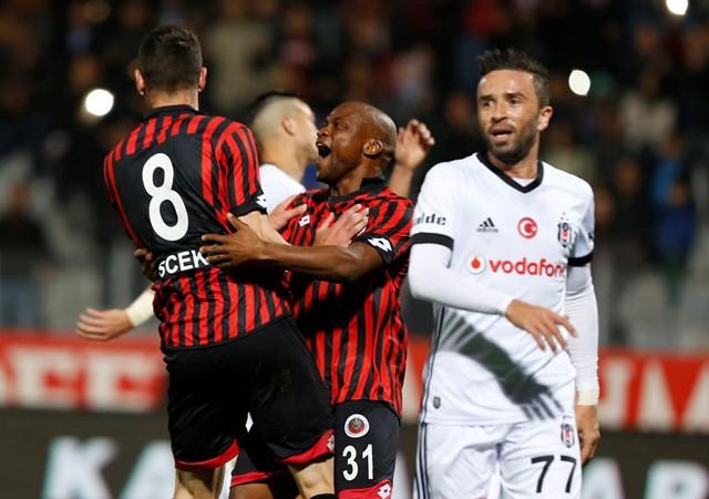 Beşiktaş'ın Ankara kabusu sürüyor!