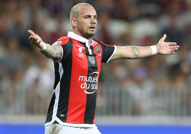 Wesley Sneijder kayıplarda!