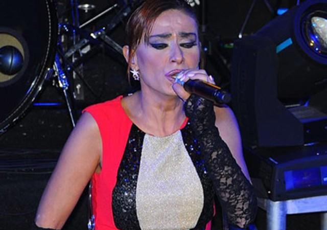 İzmir'de Yıldız Tilbe konseri
