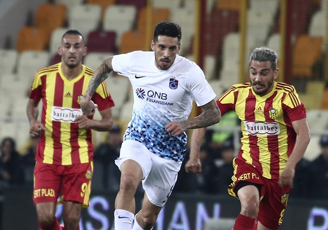 Evkur Yeni Malatyaspor 1-0 Trabzonspor | Spor Toto Süper Lig 9. hafta