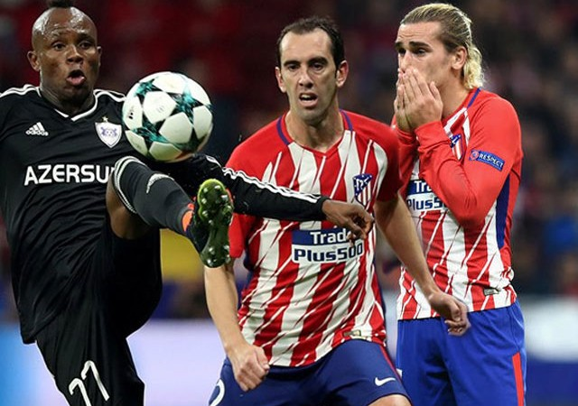 Atletico Madrid şokta! Devler Ligi'nde sürpriz...
