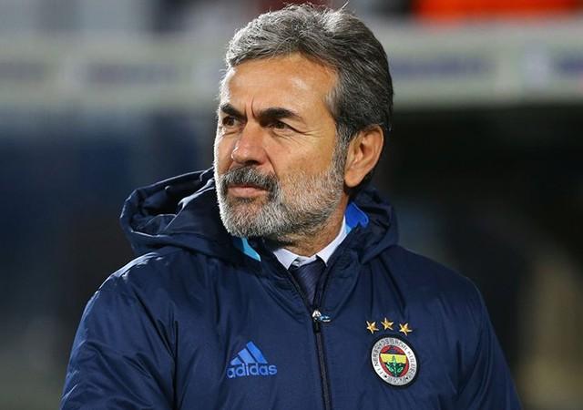 Fenerbahçe'den Aykut Kocaman'la devam kararı!