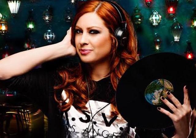 Meryem Akar, yılın DJ'i seçildi!