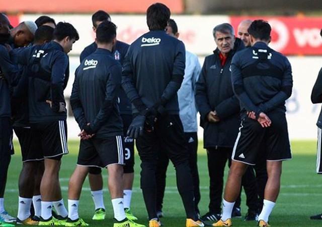 Beşiktaş'ta gidecek isimler belli oldu!