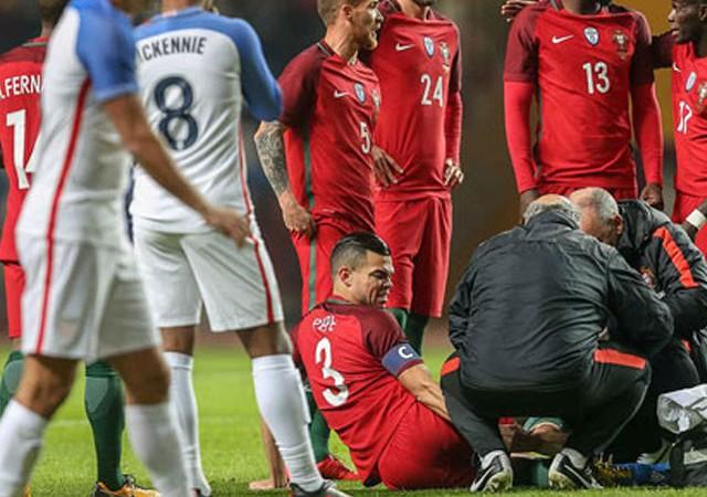 Beşiktaş'ta Pepe şoku! Milli maçta sakatlandı