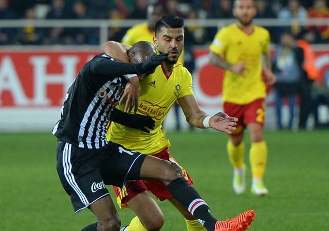 Beşiktaş ligde aradığını bulamadı!