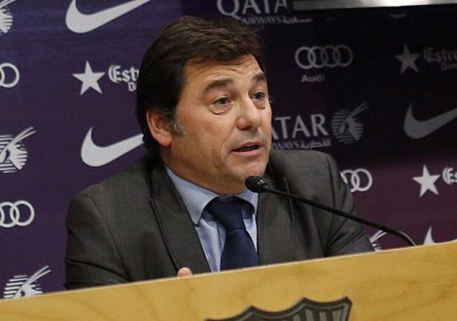 Arsenal ilk transferini Barcelona'dan yaptı: Raul Sanllehi!