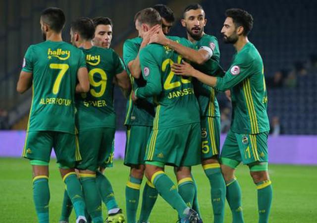 Fenerbahçe gol olup yağdı! 6 gol…