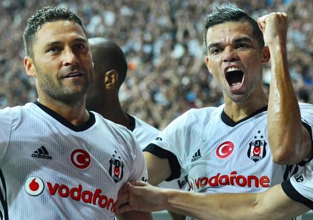 Derbi öncesi Beşiktaş'a iki iyi haber!