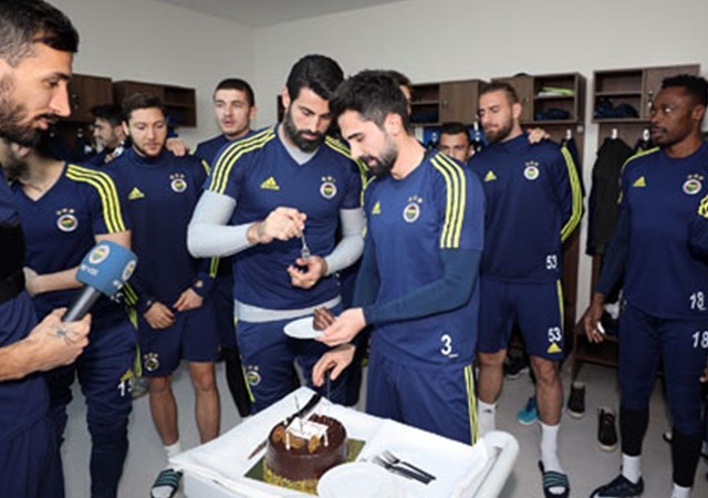 Hasan Ali Kaldırım'ın doğum günü kutlandı!