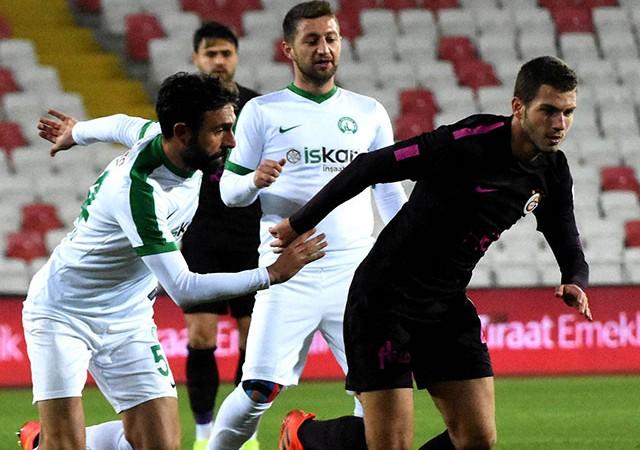 Sivas Belediyespor - Galatasaray: 2-1