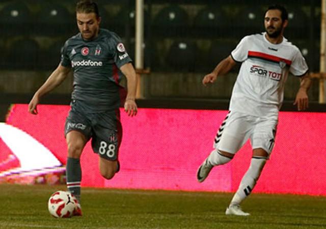Grandmedical Manisaspor - Beşiktaş: 1-1