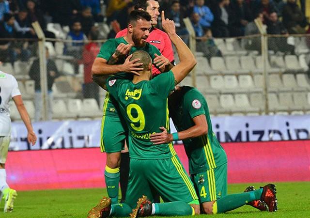 Adana Demirspor - Fenerbahçe: 1-4 | Ziraat Türkiye Kupası 5. Tur