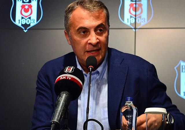 Fikret Orman'dan Domagoj Vida ve Bayern Münih açıklaması!
