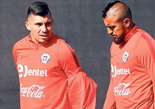 Arturo Vidal: Beşiktaş maçları çok zor geçecek...