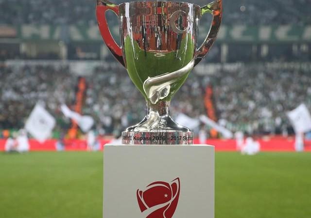 Ziraat Türkiye Kupası son 16 turu kuraları çekildi!