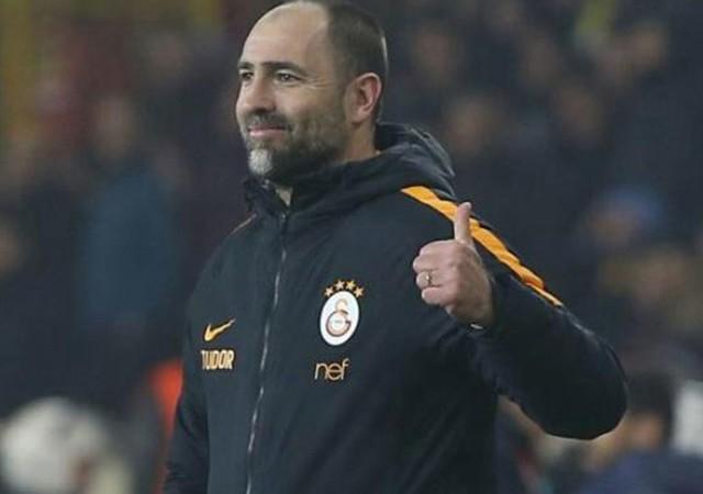 Galatasaray Tudor'la yollarını ayırdı!