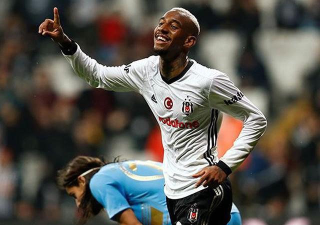 Beşiktaş'tan Talisca hamlesi