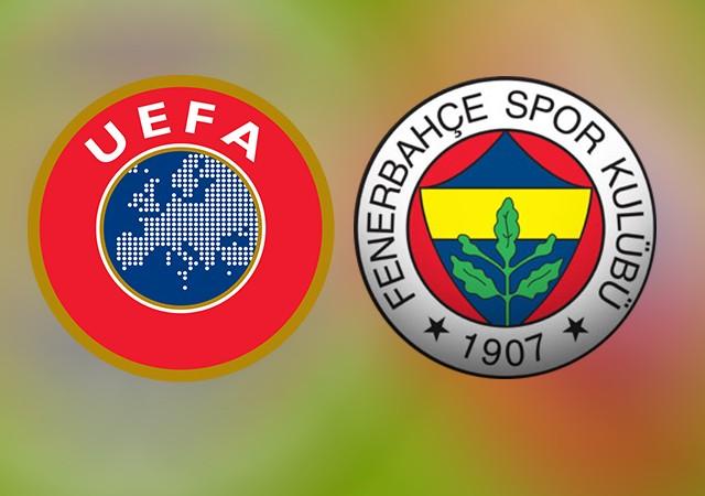 UEFA, Fenerbahçe için geliyor!