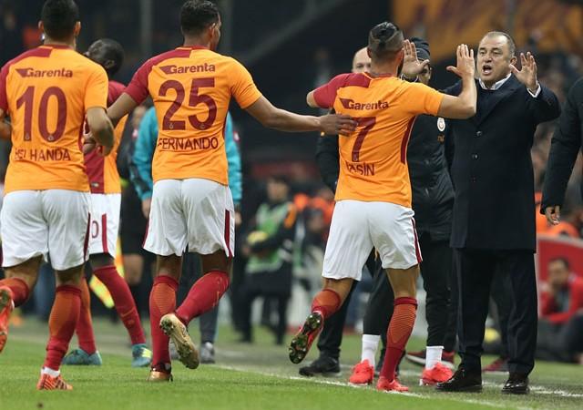 Galatasaray, Fatih Terim'le kaldığı yerden!