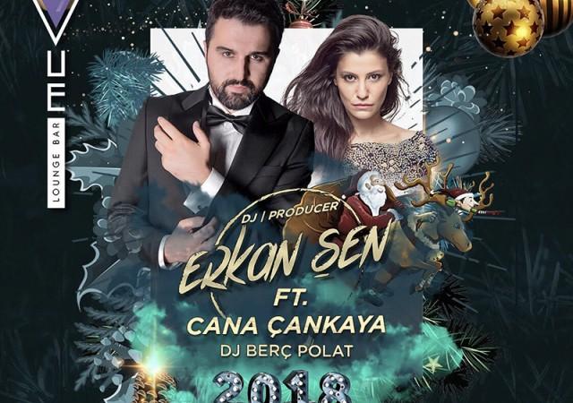 Ataköy ve Vue İstanbul'da yılbaşı gecesi!