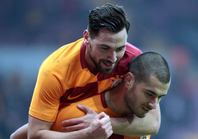 Galatasaray turu araladı!