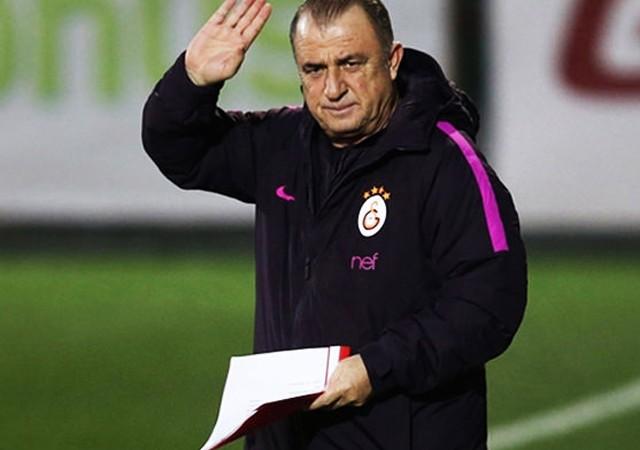 Galatasaray'da operasyon...