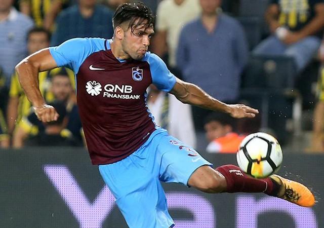 Trabzonspor, Mas'ın transferini KAP'a bildirdi!