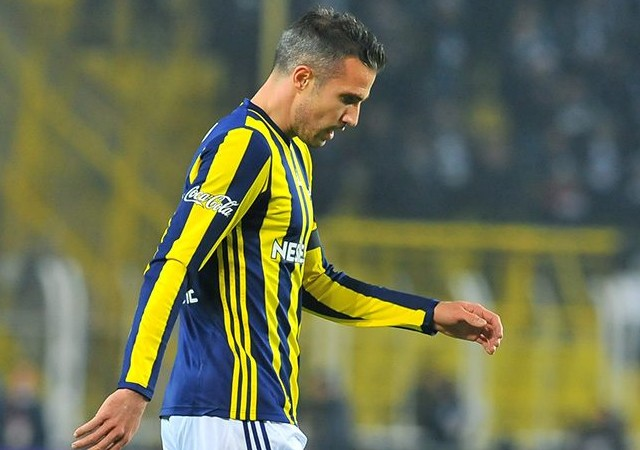 Fenerbahçe'de Van Persie müjdesi