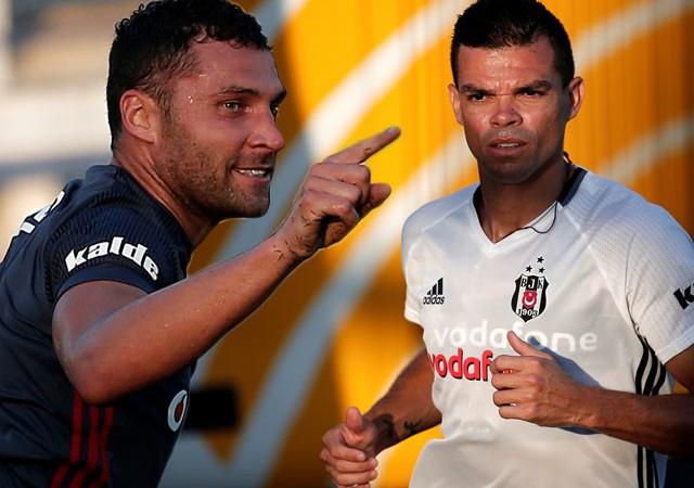 Beşiktaş'tan Pepe ve Tosic açıklaması! Sakatlıkları...