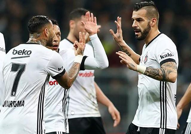 Beşiktaş'a Negredo ve Quaresma için 25 milyon euroluk teklif!