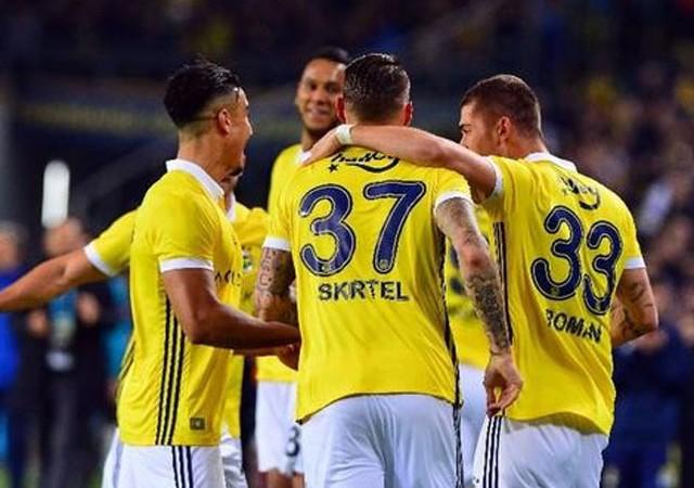 Fenerbahçe son nefeste 3 puanı kaptı!