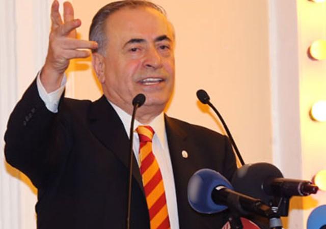 Galatasaray Başkanı Cengiz, Kayserispor maçını izleyecek