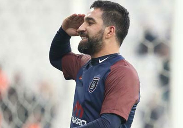 Arda Turan Süper Lig'e muhteşem golle geri döndü!
