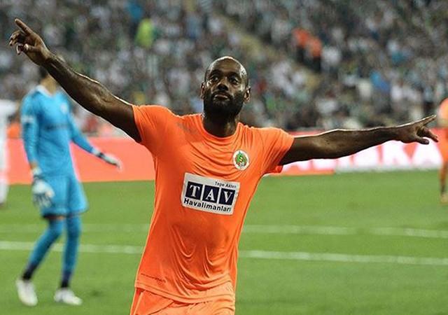 Vagner Love: İyi ki Beşiktaş'a gidiyorum