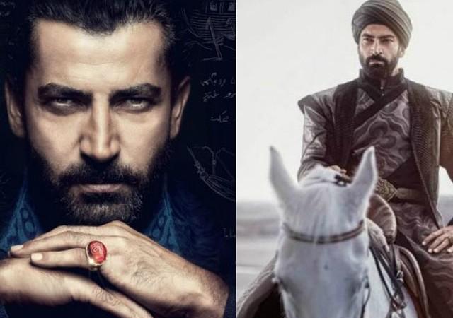 'Mehmed: Bir Cihan Fatihi' dizisinde başrol değişti!