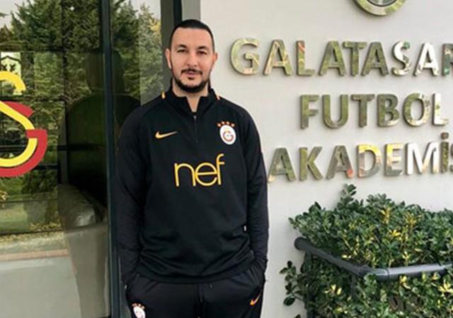 Necati Ateş resmen Galatasaray'da!