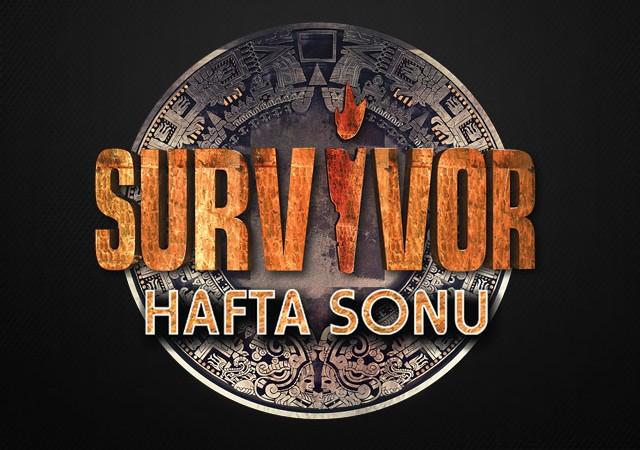 'Survivor Panorama Hafta Sonu' 11 Şubat Pazar TV8'de!
