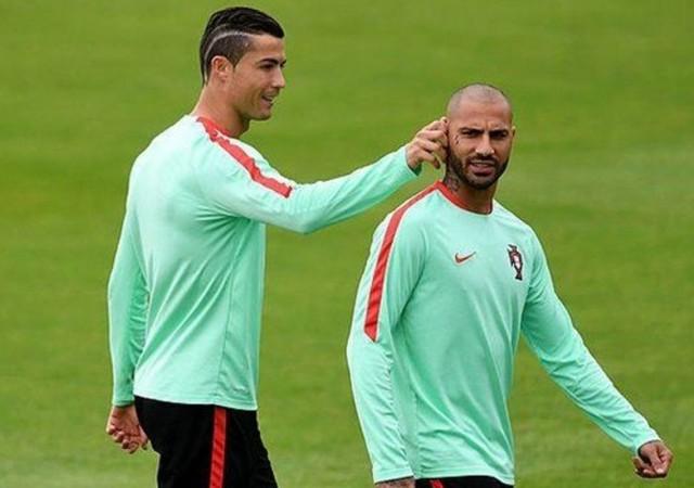 Cristiano Ronaldo'dan Quaresma'ya telefon!
