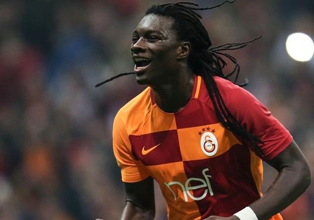 Galatasaraylı Bafetimbi Gomis FIFA'nın resmi sitesinde!