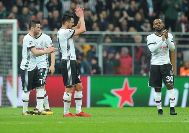 Beşiktaş Bayern Münih: 1-3 (Maç sonucu)